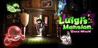 Podremos disfrutar de 'Luigi's Mansion: Dark Moon' en compañía