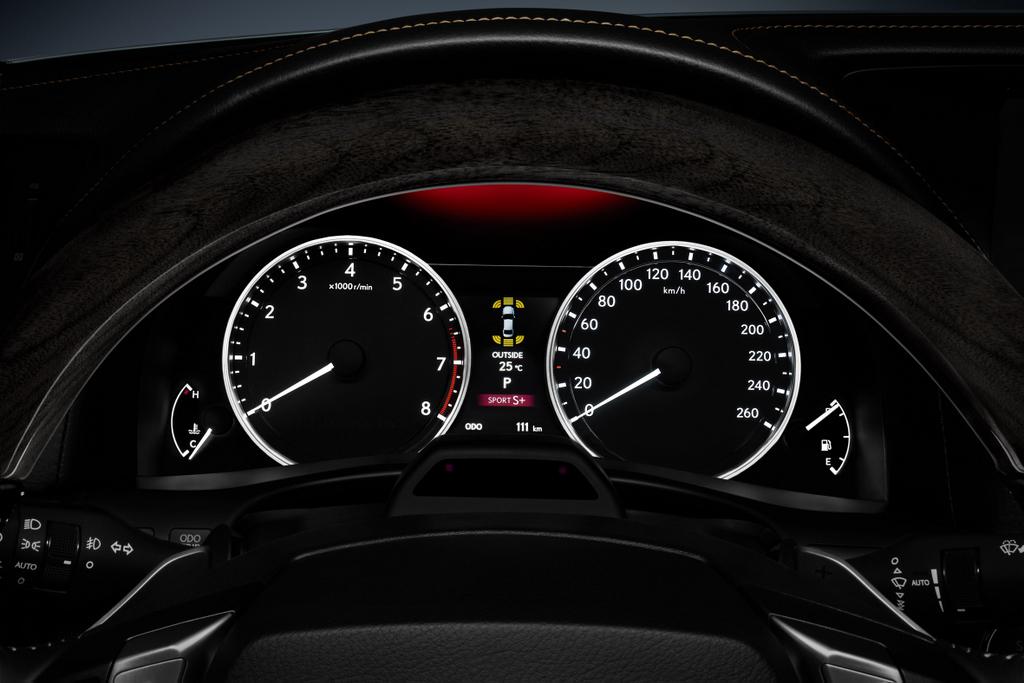 Foto de Lexus GS 2012 (15/21)