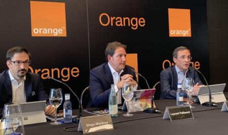 Orange creció un 2,2% en España en 2018 y sumó 77.000 clientes de TV durante la campaña del fútbol