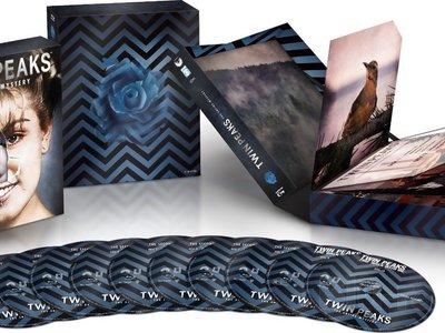 La serie completa Twin Peaks, en Blu-ray, por 22,99 euros y envío gratis