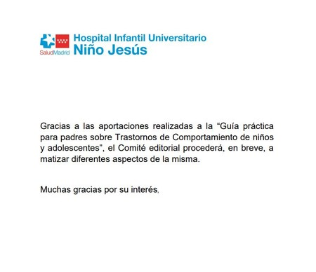Hospital Niño Jesús
