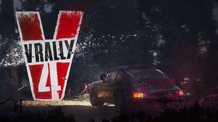 16 años después, la saga V-Rally regresa con una nueva entrega numerada para PS4, Xbox One, PC y Switch