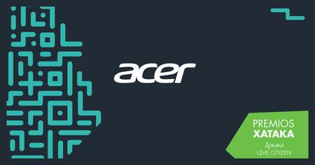 Los equipos Acer que podrás probar en los Premios Xataka 2017