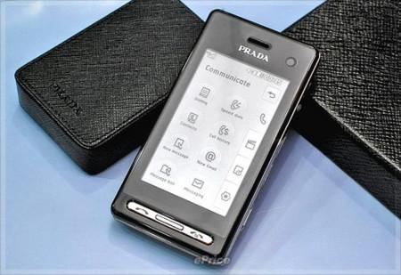 LG Prada II costará 600€, galería de imágenes