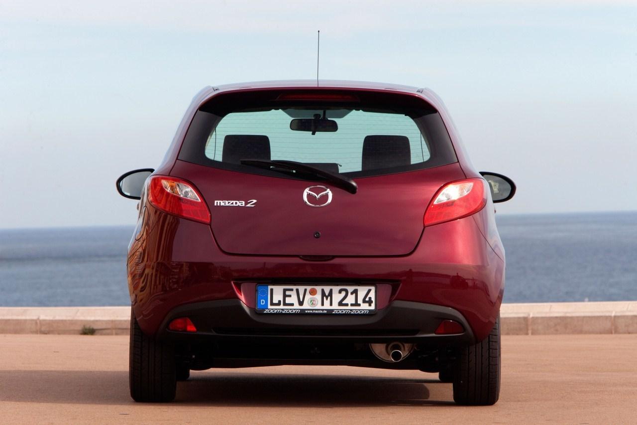 Foto de Mazda2 2010 (114/117)