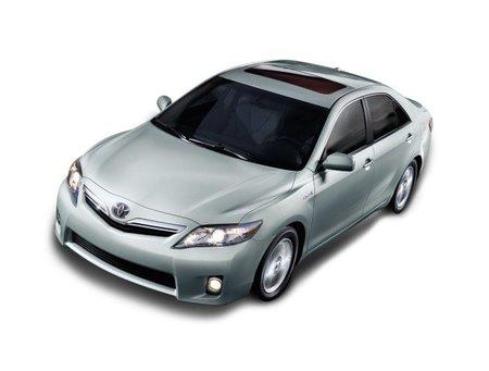 El nuevo Toyota Camry podría llegar a Estados Unidos el próximo otoño