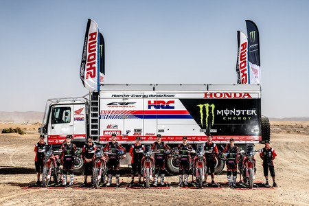 Hrc Dakar 2020