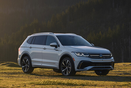 Volkswagen Tiguan 2022 3