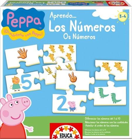 Educa Borras lanza al mercado juegos de Peppa Pig para peques a partir de 3 años