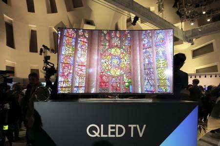 Samsung Qled Smart Tv Ces 2017