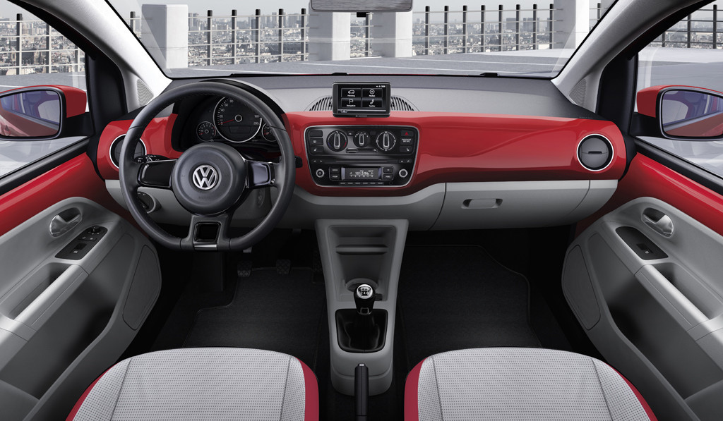 Foto de Volkswagen Up! (45/75)