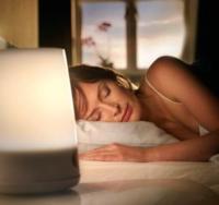 Philips Wake-up HF3480 añade la función atardecer para dormir a los niños