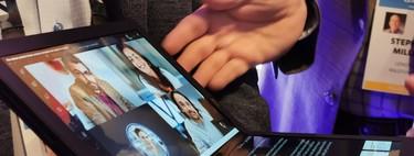 Thinkpad X1 Fold, primeras impresiones: la prueba de que la fiebre plegable tiene más sentido en las laptops que en smartphones