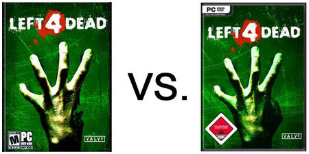 Left4dead Cover Originalvs Deutschland