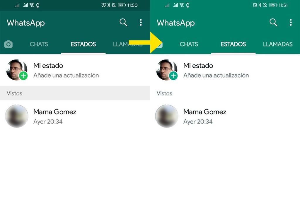 WhatsApp más verde que nunca: la versión beta cambia los colores de su interfaz