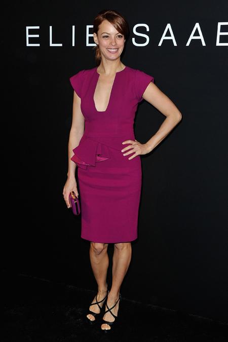 Berenice Bejo Paris