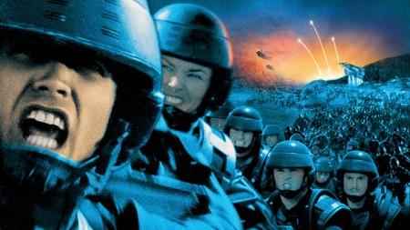 El guionista de 'Starship Troopers' prepara una serie con el reparto original