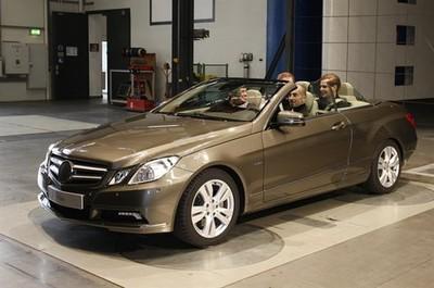 Fotos espía definitivas del Mercedes-Benz Clase E Cabrio