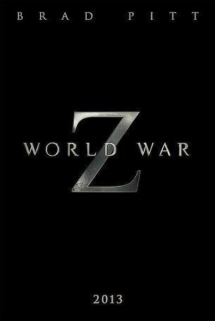 Imagen con el cartel de 'Guerra Mundial Z'