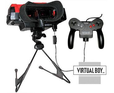 Aparecen 100 Virtual Boy en un almacén de Dubai