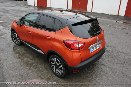 Renault Captur 2013 TCe 120