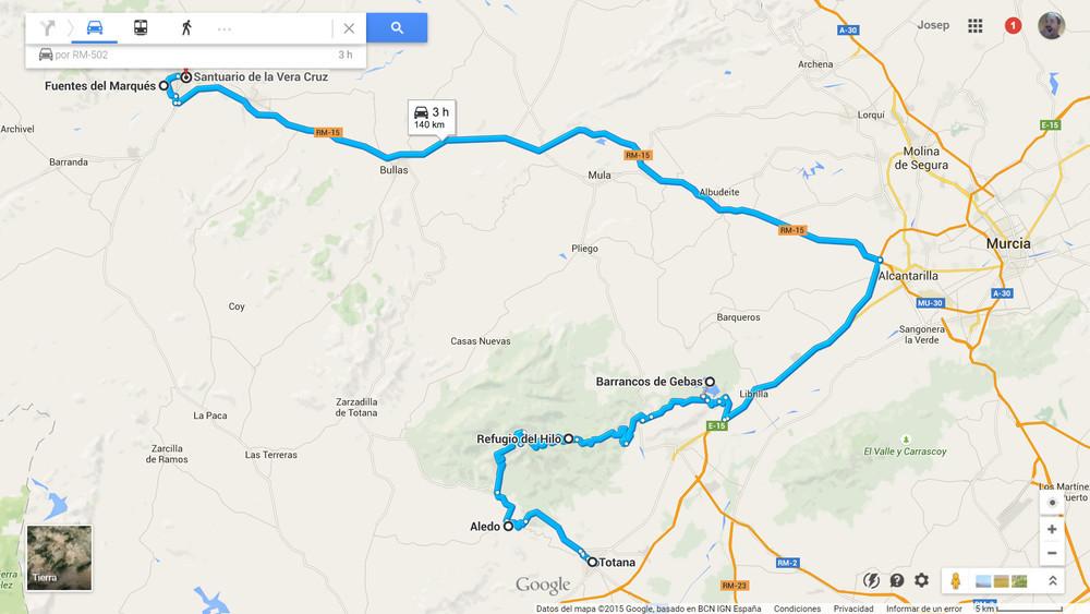 Murcia Carreteras