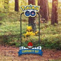 Abra es el Pokémon elegido para protagonizar el Día de la Comunidad de Pokémon GO en marzo