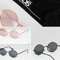 Apúntate a la tendencia de gafas 90s con este pack de dos por 20,99 y envío gratis de Asos