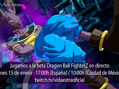 Streaming de la beta de Dragon Ball FighterZ a las 17:00h (las 10:00h en Ciudad de México) [finalizado]