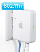 ¿Airport Express pronto con 802.11n?