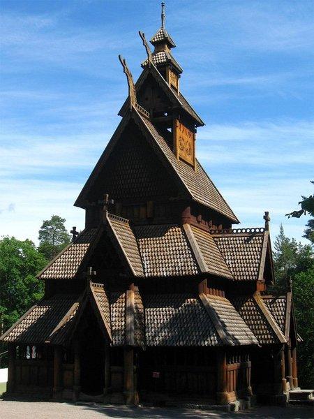 Museo Folklórico Noruego