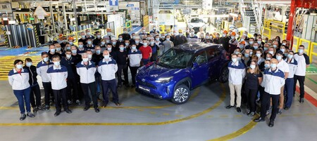 Produccion Toyota Yaris Cross 3