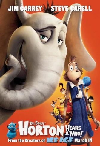 Póster de 'Horton' ('Dr. Seuss: Horton Hears a Who')