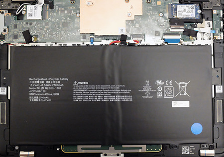 Acer Spin 7 Teardown