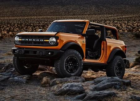 El Ford Bronco híbrido podría darse a conocer en 2021 y contar con entre 350 hp y 450 hp