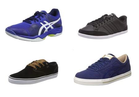 Chollos en tallas sueltas de zapatillas Asics, Adidas, Puma o Globe  por menos de 30 euros en Amazon