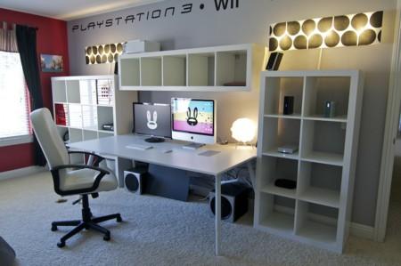 C mo elegir la mejor mesa para tu ordenador for Muebles de oficina y sus medidas