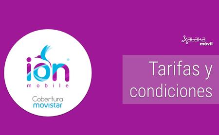 Todo sobre ION mobile: tarifas y ofertas de móvil
