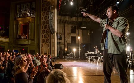 'Adam Sandler: 100% Fresh': una bomba de emociones en un inmejorable especial para Netflix