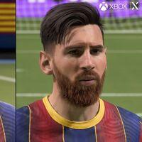Messi, Cavani y Alisson lucen sus peinados mejor que nunca con las mejoras de FIFA 21 para PS5 y Xbox Series X/S