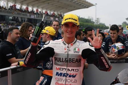 Francesco Bagnaia probará la Ducati de MotoGP en Valencia