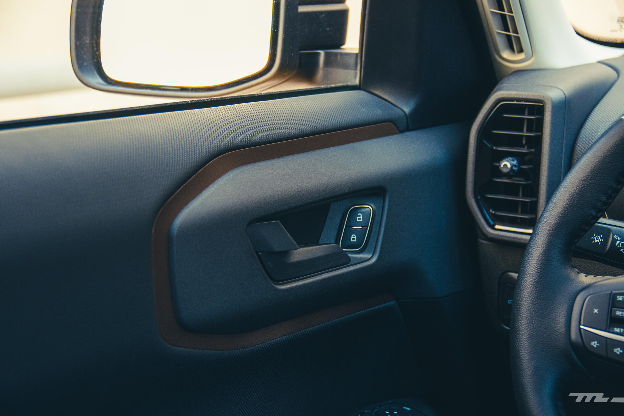 Foto de Ford Bronco Sport, a prueba (45/50)