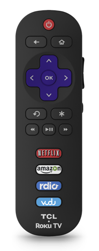 Roku mando a distancia