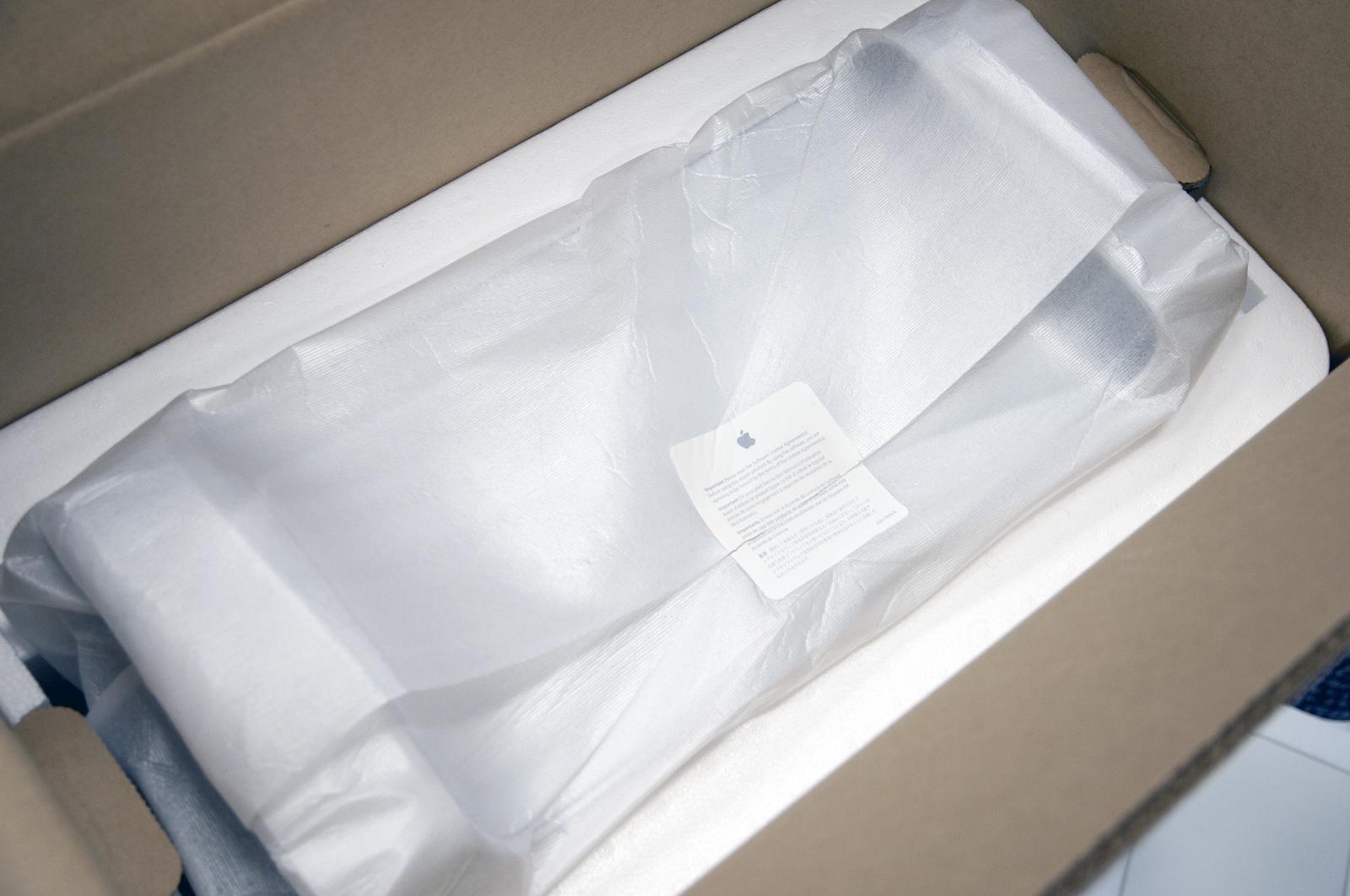 Foto de Unboxing del Mac Pro de 12 núcleos (2/11)