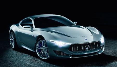 Auto Show de Ginebra 2014: Maserati Alfieri Concept