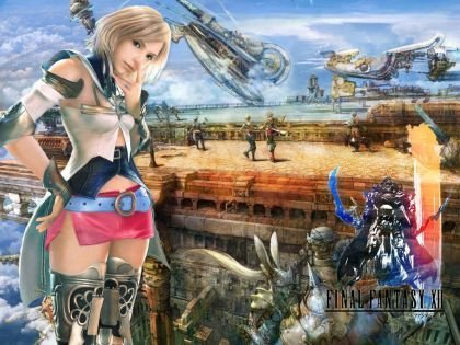 Final Fantasy XII: demo jugable