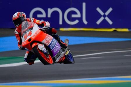 Rossi Francia Moto3 2021