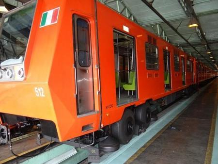 El Metro de la Ciudad de México utiliza llantas Bridgestone