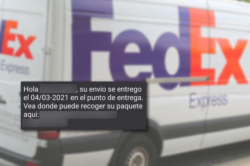 """""""Su envío se entregó en el punto de entrega"""": una nueva estafa por SMS busca hacerse con el control de tu móvil y tus datos"""