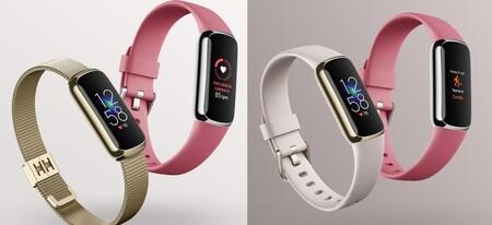 Fitbit Luxe, nueva pulsera de actividad con diseño y precio de lujo
